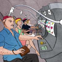 Найдена причина зависимости от азартных игр