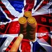 Онлайн казино на территории Великобритании