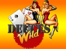 Игровой автомат Игровой автомат Deuces Wild – играть в онлайн-казино Мега Джек