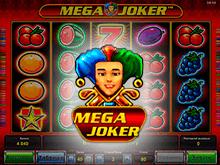 Демо-автомат Мега Джокер от казино