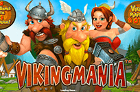 Игровой автомат Веселый игровой автомат Vikingmania в клубе Мега Джек – играйте онлайн