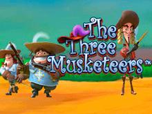 Игровой автомат The Three Musketeers – азартный игровой автомат в казино Супер Слотс