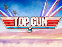 Игровой автомат Top Gun – играть в игровой автомат с военным сюжетом