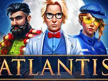 Игровой автомат Atlantis – игровой автомат бесплатно напомнит об Атлантиде